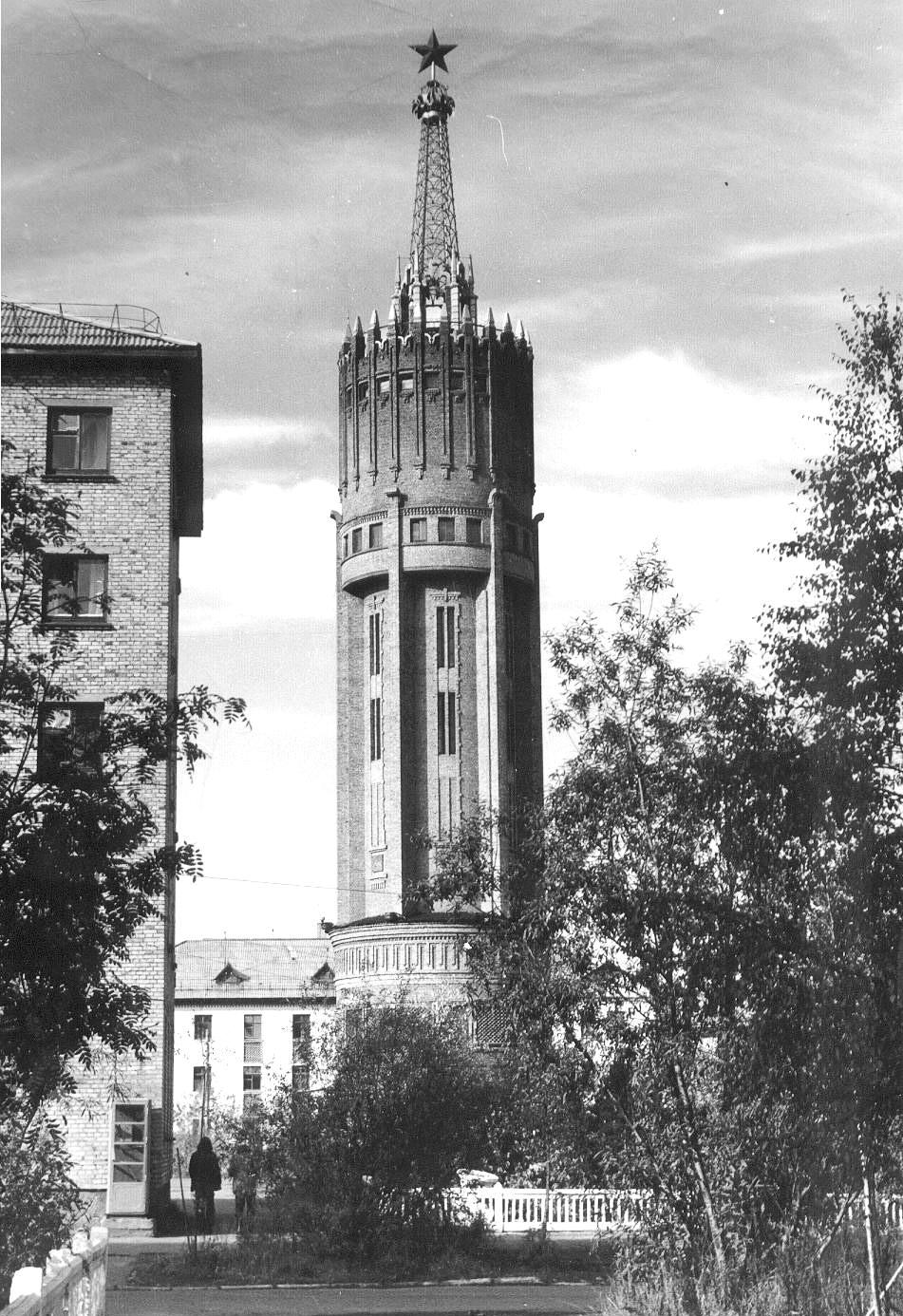 Водонапоная башня