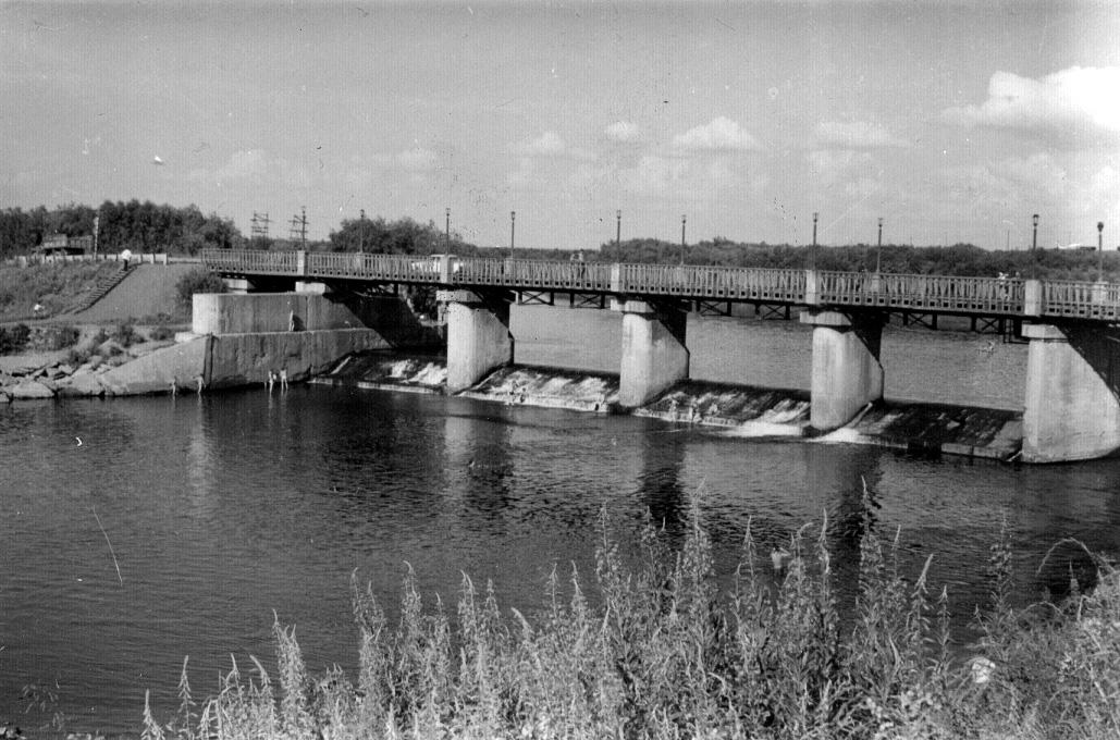 Мост на Сельхоз