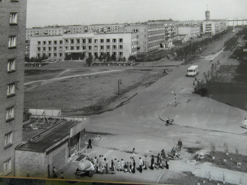 Старые фотографии Инты