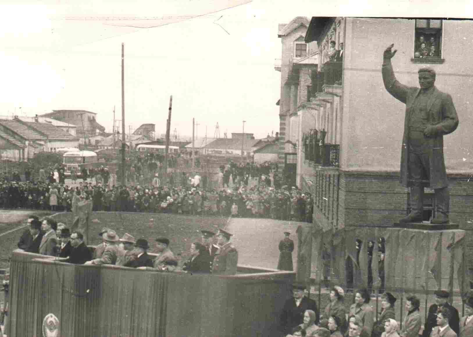 Фотографии Инты 50х-70х
