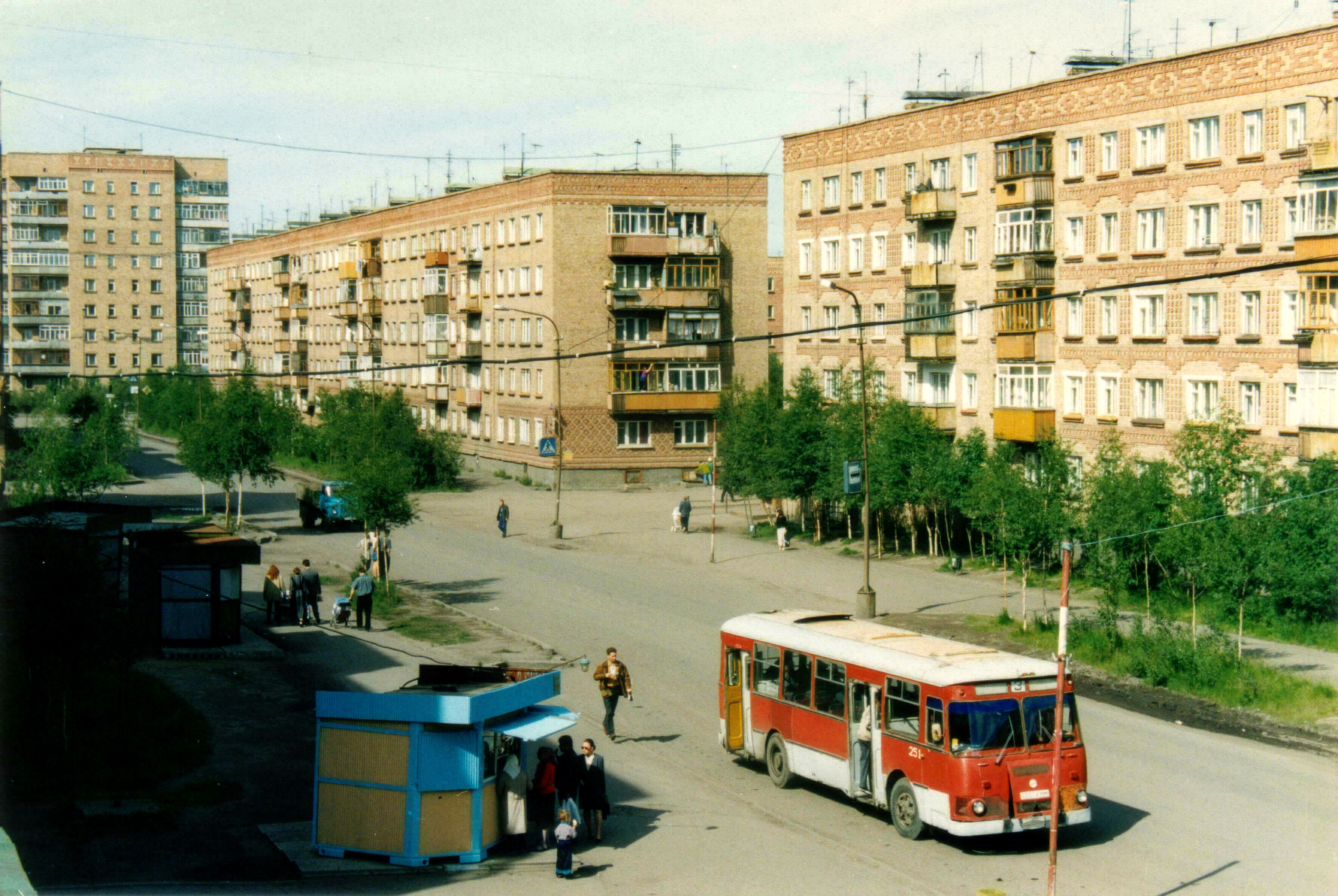 Улица Воркутинская