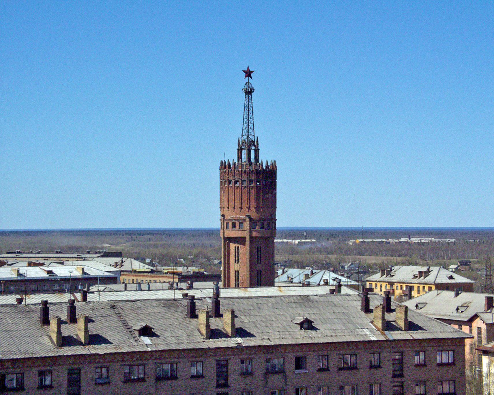 Интинская башня