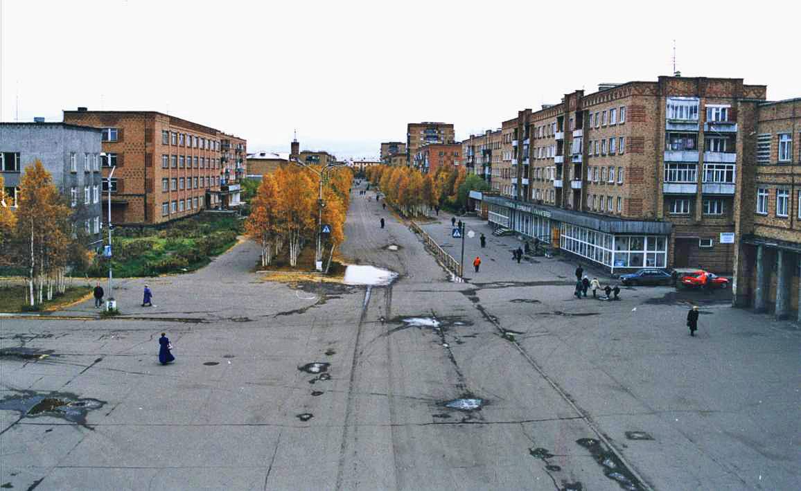 Новая площадь