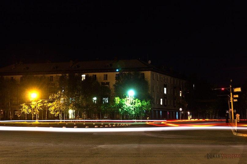 Ночная Инта