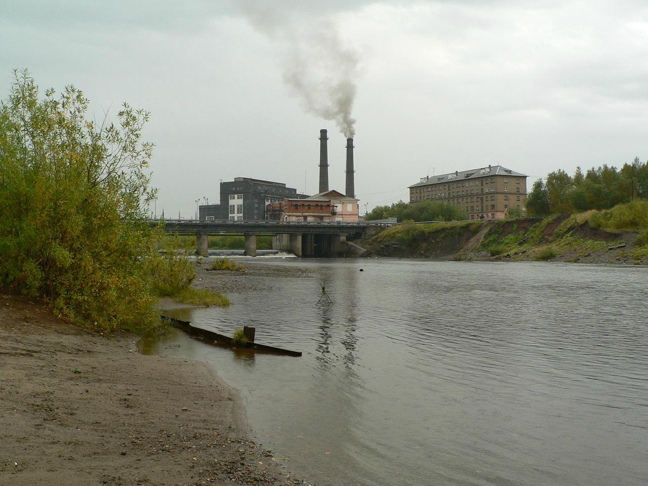 Мост и Река